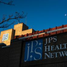 JPS Health Network in Fort Worth, Texas.
